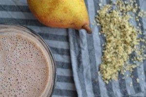Fruitige Smoothie met Zelfgemaakte Hennep Melk - Blij Suikervrij