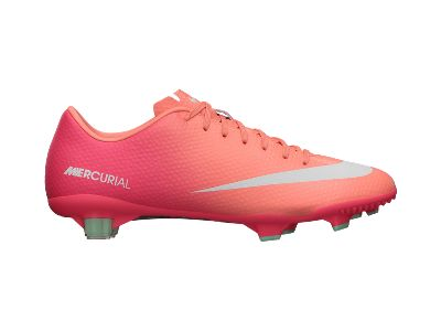 Yea. I want these. Nike Mercurial Veloce Firm-Ground Women's Soccer Cleat - $110