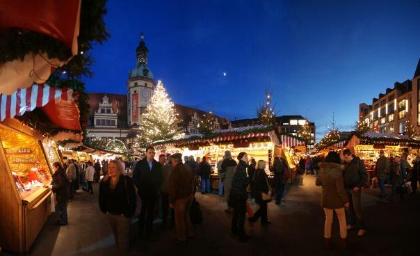 Leipziger Weihnachtsmarkt
