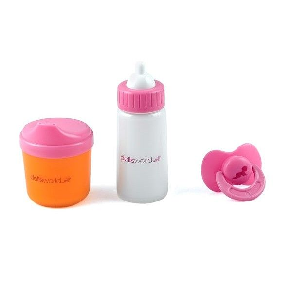 Buy Dolls World Magic Bottle & Dummy Set  by Dolls World online and browse other products in our range. Baby & Toddler Town Australia's Largest Baby Superstore. Buy instore or online with fast delivery throughout Australia.