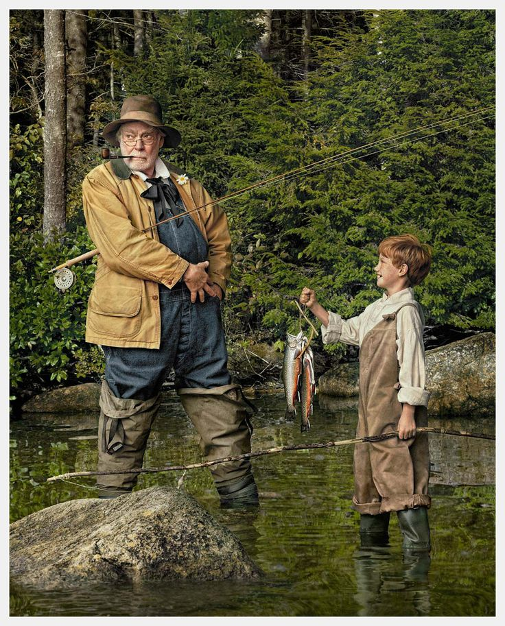 110 best images about fly fishing posters on pinterest for Ll bean fishing