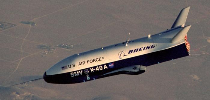 Boeing X-37 / X-40