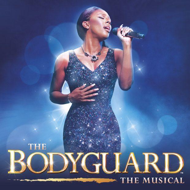 The Bodyguard The Musical #DelilahJames