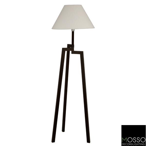 Bond Floor Lamp (Lambader) Wooden Floor Lamp -Handcrafted
