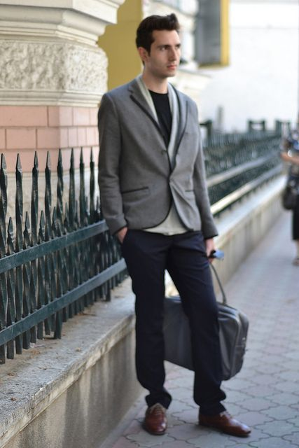 Costin M | Outfit Post: Out Of Focus