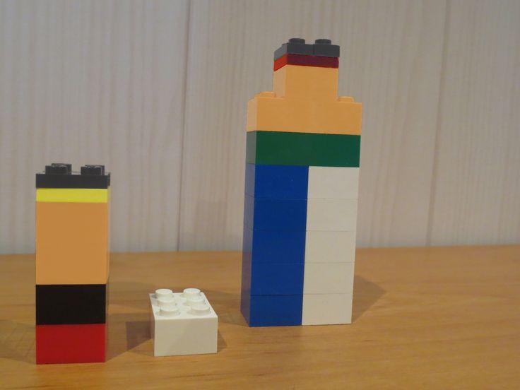 Concept 1: We kunnen mensen en/of dingen herkennen, zelfs als ze heel minimalistisch afgebeeld worden. - Asterix, Obelix en Idéfix