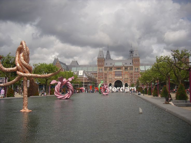 Best Tourist Attractions In Amsterdam, The Netherlands