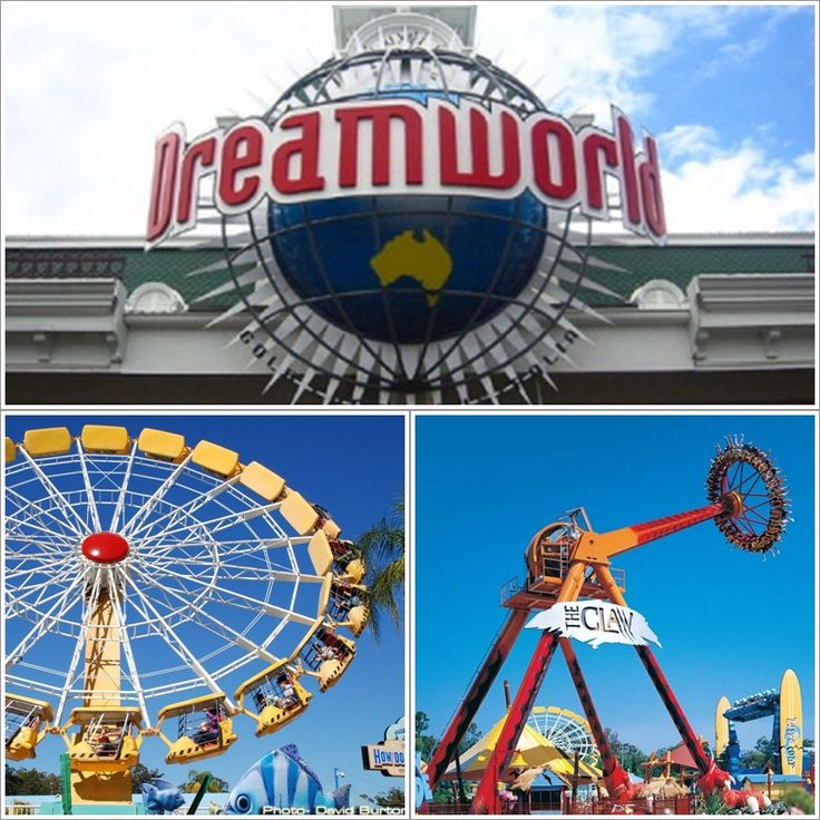 Dreamworld Theme Park in Gold Coast, Australia.  http://www.vacationsmadeeasy.com/GoldCoastAustralia/