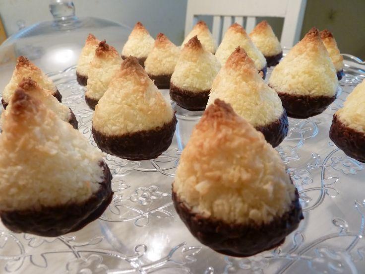 kokostoppar choklad - Sök på Google