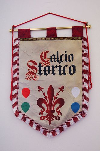 Calcio storico fiorentino 2011