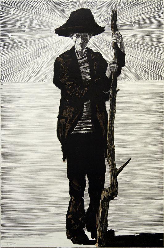 Jason Greig lithograph