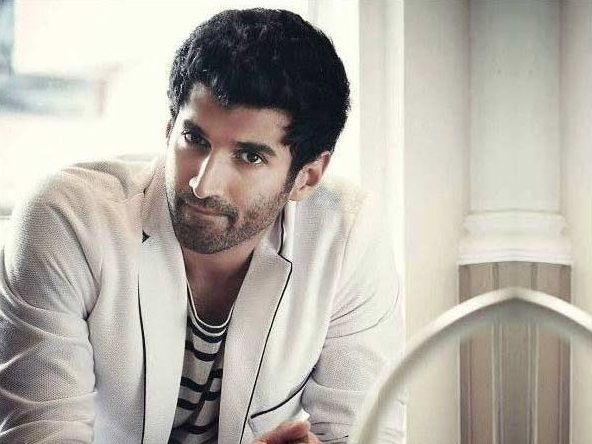 Aditya Roy kapoor, the handsome man.