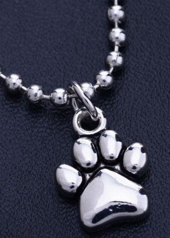 Grab this adorable paw necklace discounted with free shipping for a limited time! Not available in stores. Get yours here >> http://doggiedesires.com/product/doggy-lovers-paw-necklace/