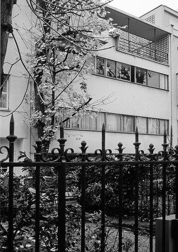 Maison Cook, Le Corbusier