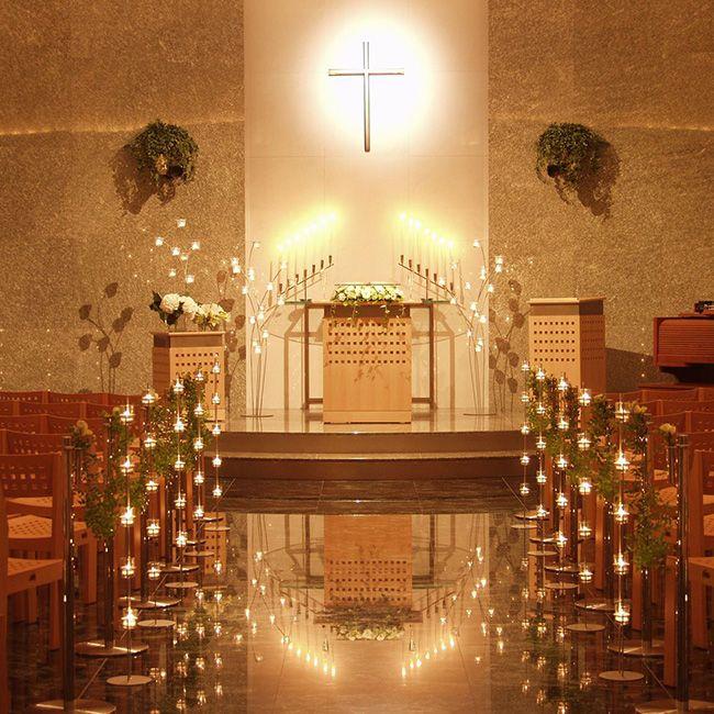 渋谷の教会で!セルリアンタワー東急ホテルの「クリスマス礼拝&クリスマスキャロル」