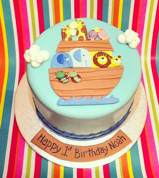 Noah's Ark Cake | Love Your Cake