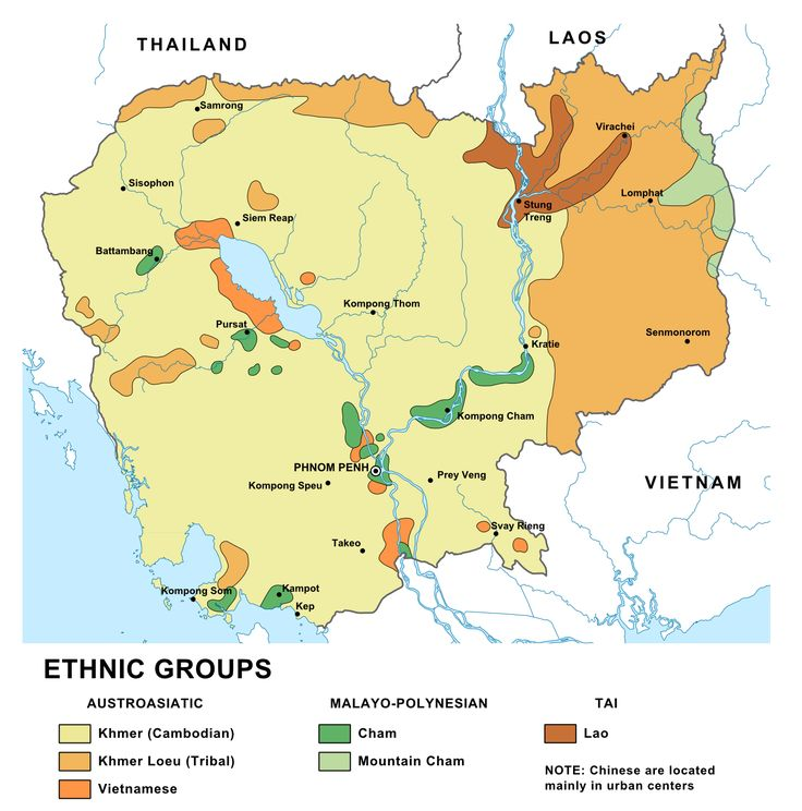 216 best gographie images on pinterest cards ethnic and ethnic groups in cambodia wikipedia the free encyclopedia sciox Image collections