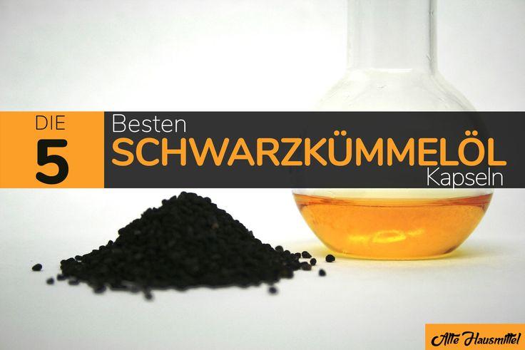 Gesundheitliche Vorteile von Schwarzkümmel - Die besten Schwarzkümmelöl Kapseln - Gesucht und gefunden