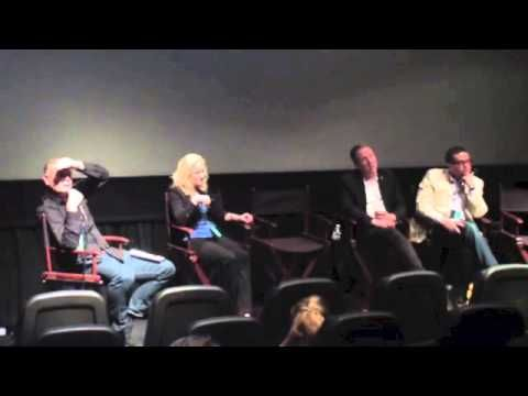 Q with CEOs about New Media (iPhone, Tablets...) and Evolution in Entertainment PT4