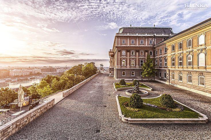 Budapest - Buda Castle by Zsolt Hlinka on 500px