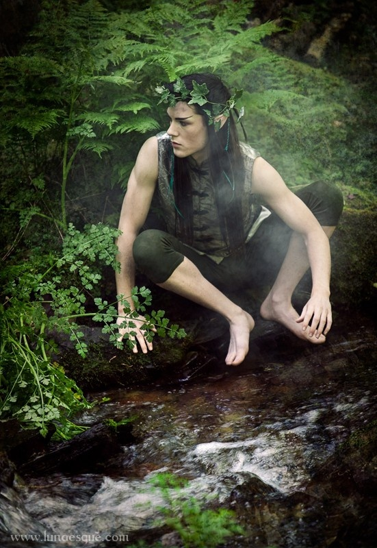 Woodland People (Photography by Lunaesque. Costume by thedarkangel)