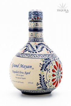 Grand Mayan Tequila Extra Anejo - Tequila Reviews at TEQUILA.net - information for tequila tasting