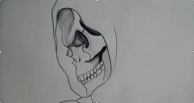 Como Dibujar Una Calavera Como Dibujar Una Calavera Calaveras Como Dibujar