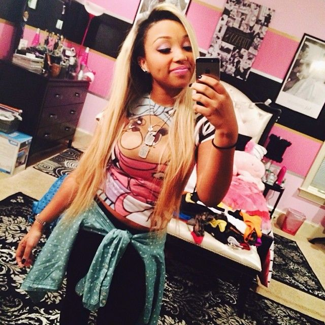 Zonnique Pullins Real Hair 57 best images ...