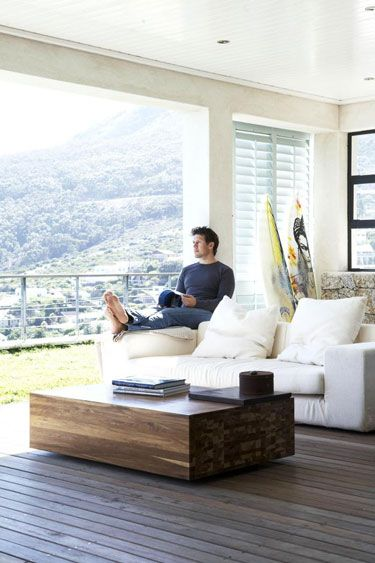 nice: Holidays Houses, Future House, Wood Tables
