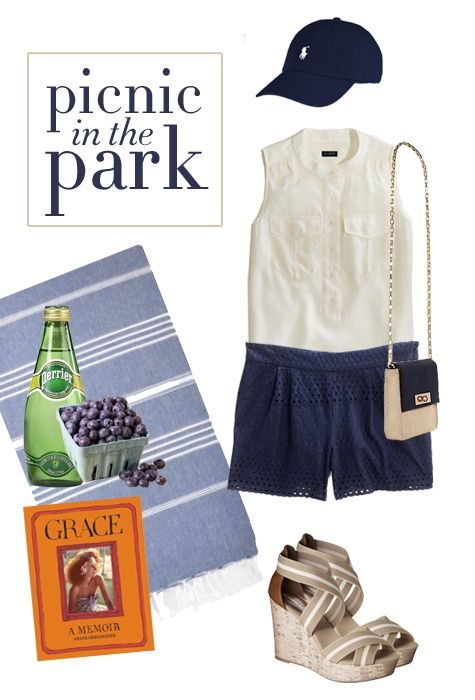 College Prep: Picnic Outfit.