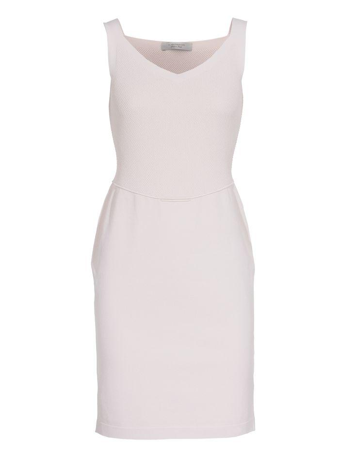 d exterior maxi dress pink