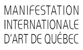Manif d'art 7 : Appel de dossiers pour artistes canadiens   Manifestation internationale d'art de Québec   http://www.manifdart.org/manif-dart-7-appel-de-dossiers-pour-artistes-canadiens/   #Art #Québec #Manifestation #Canada #Appel #Résistance #Biennale