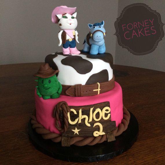 Birthday Cake For Callie