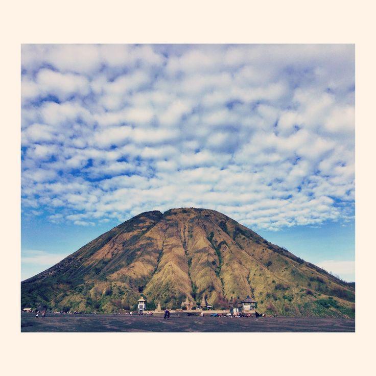 Cratère de Bromo. Java, Indonésie.