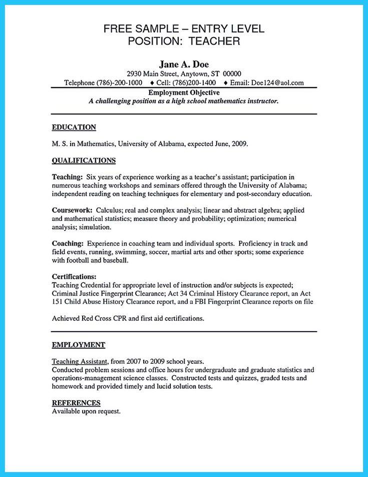 cool Best Criminal Justice Resume Collection from Professionals - criminal justice resume