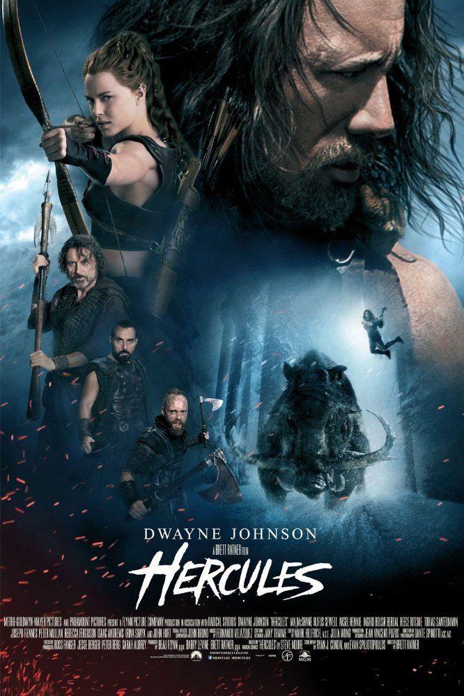 Hercules 2014 Having Endured His Legendary Twelve Labors