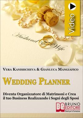 """""""Esiste una professione che ti consente di realizzare il giorno perfetto, il sogno di una vita: è il Wedding Planner, il vero esperto di matrimoni e stile. Segui i consigli pratici e le indicazioni di questo manuale per diventare un Event Manager di sicuro successo."""" - Vera Kanishcheva http://www.autostima.net/raccomanda/video-wedding-planner-vera-kanishcheva-gianluca-mangiafico/"""