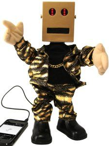 Thumbs Up UK Dancing Robot Speaker