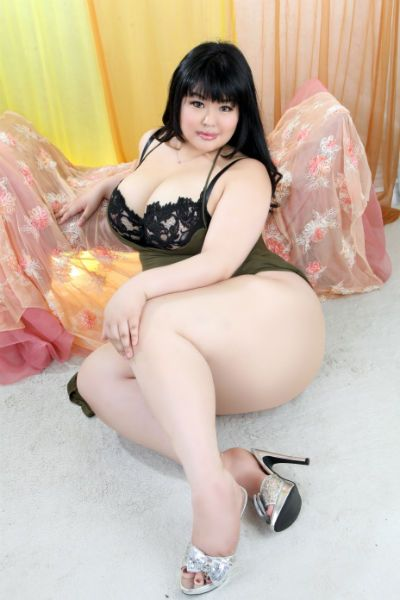 Divine Curvy Asiater  Asian Beauty  Chubby Ladies, Plus -3600
