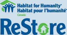 Habitat for Humanity Restore http://www.habitat.ca/restore-p7376.php#findrestore