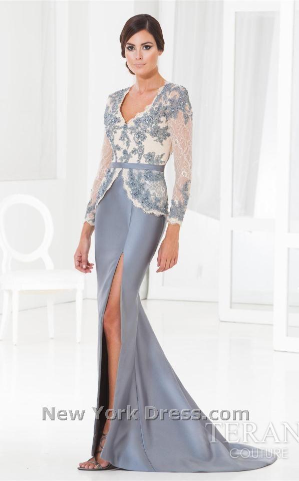 Terani M3844 Dress - NewYorkDress.com