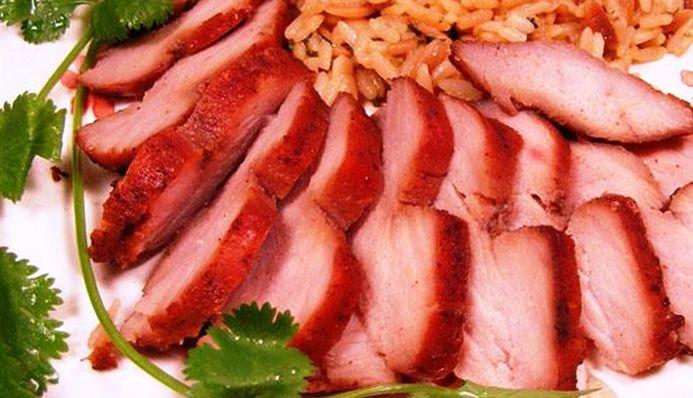 Roast Pork Paramaribo (speciaal geroosterd varkensvlees)