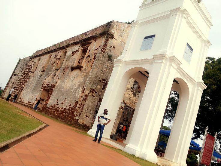 St. Pauls Church, Malacca - Malaysia