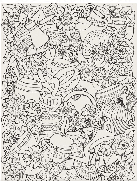 fliss coloring pages - photo#13