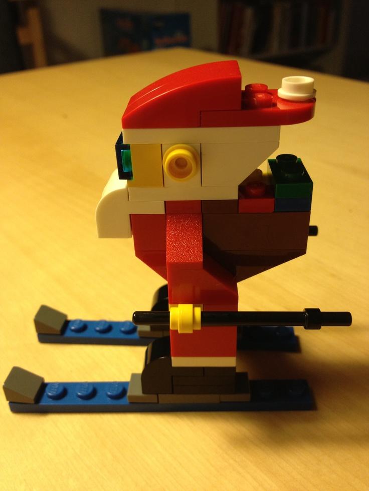 * Lego Santa!