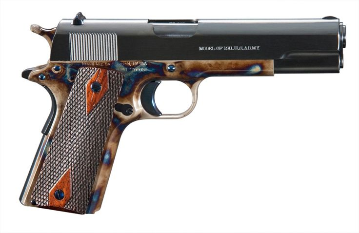 Turnbull Model 1911 'Heritage' Edition   Turnbull Manufacturing Company