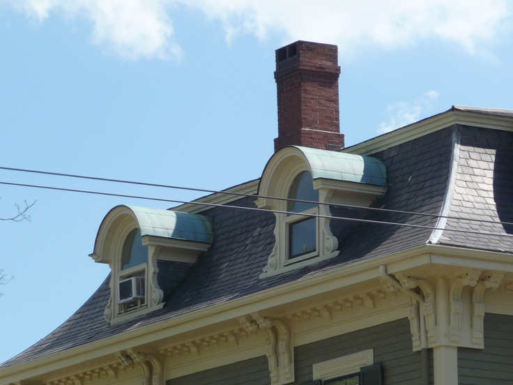 1000 images about mansard roof on pinterest a well for Mansard architecture