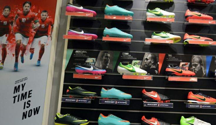 Nike - World's Most Admired Companies - Fortune