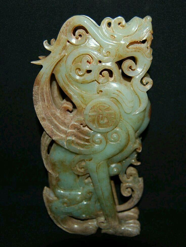 Best jade art images on pinterest qing