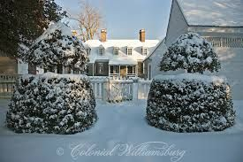 Image result for colonial williamsburg in the snow
